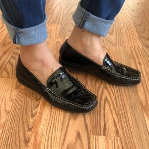 Shoes - Patent Leather loafers